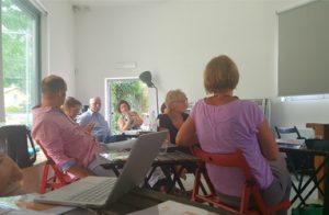 """Projekto """"Europos gyvybės mokslų ekosistemos"""" (ELISE) dalyvių susitikimas Bolonijoje"""
