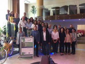 KTU dalyvavo 4-ajame Locarbo projekto susitikime Rumunijoje