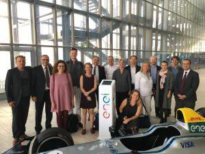 KTU dalyvavo projekto EV ENERGY susitikime Romoje