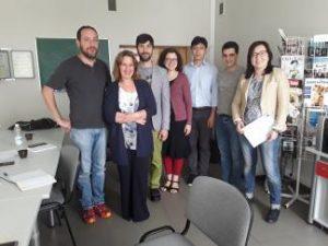 KTU APINI pedagogai dalinosi dėstymo patirtimi ir darnios pramonės plėtros žiniomis su kolegomis iš Armėnijos