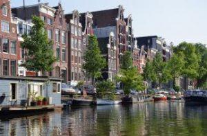 KTU atstovai dalyvavo projekto EV ENERGY atidarymo konferencijoje Amsterdame