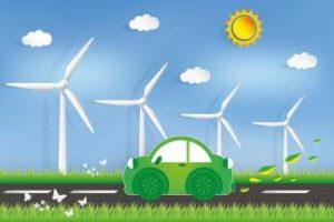 """2017-2021 m. bus vykdomas projektas """"Elektrinės transporto priemonės miestų atsinaujinančios energijos sistemose"""""""