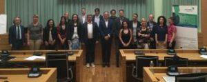 Durhamas vadovauja projekto LOCARBO atidarymo konferencijai