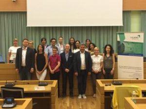 LOCARBO projekto partneriai susitiko Potenzoje