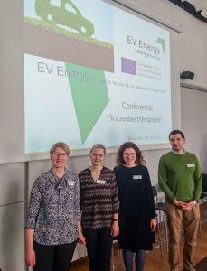"""KTU kartu su """"EV Energy"""" projekto partneriais aptarė elektrinio mobilumo skatinimo aspektus Europoje"""