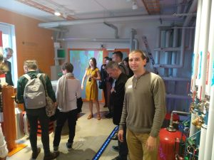 "KTU atstovai dalyvavo ""Smart Up BSR – Tallinn Innovation Camp"" renginyje Estijoje"