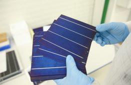 """""""Soli Tek"""" pagamino saulės elementus iš perdirbtų medžiagų"""