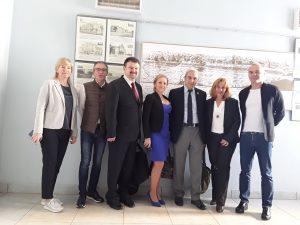 Sėkmingai tęsiasi bendradarbiavimas tarp MARUEEB projekto partnerių