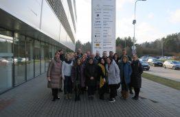 """INTERREG EUROPE programos """"LCA4REGIONS"""" projekto partnerių susitikimas"""